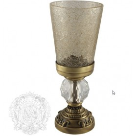 Стакан Migliore Cristalia, ML.CRS-60212BR, цвет: бронза ➦ Vanna-retro.ru
