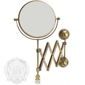 Зеркало Migliore Cristalia, ML.CRS-60219BR, цвет: бронза ➦ Vanna-retro.ru