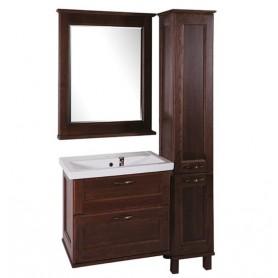 Мебель для ванной Прато 70 цвет орех