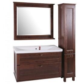 Мебель для ванной Прато 100 цвет орех