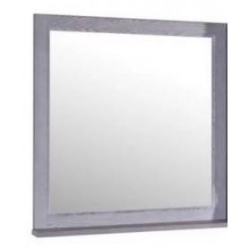 Зеркало со шкафом АСБ Гранда 85 (серый)