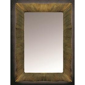 Зеркало Armadi Art 514P цвет бронза поталь 75х95 см