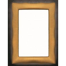 Зеркало Armadi Art 521 с подсветкой цвет золото 80х120 см