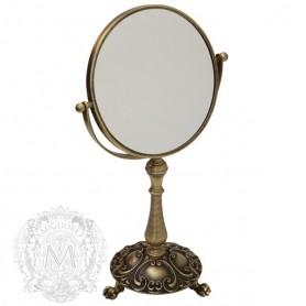 Зеркало Migliore Elisabetta, ML.ELB-60118BR, цвет: бронза ➦ Vanna-retro.ru