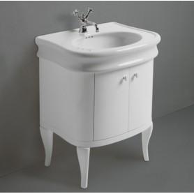Мебель для ванной Simas Lante LAM70 (цвет белый) ➦ Vanna-retro.ru