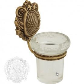 Стакан Migliore Cleopatra, ML.CLE-60702BR, цвет: бронза ➦ Vanna-retro.ru