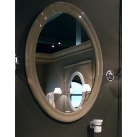 Овальное зеркало в деревянной раме Simas Lante LAS1 (цвет