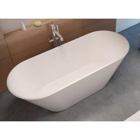 Ванна из литого мрамора Riho Barcelona 170x70